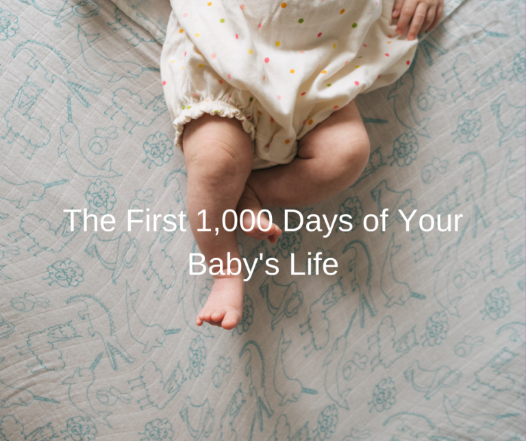 Setting Up Your Baby for Success: The First 1,000 Days