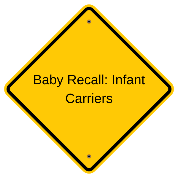 Is Your Baby Carrier Safe? More Baby Product Recalls