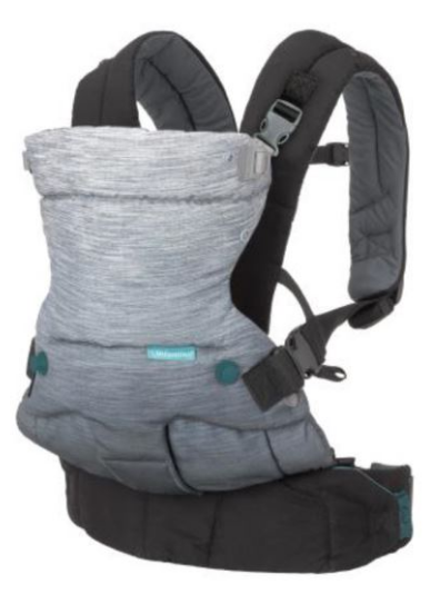 Grey Infant Carrier